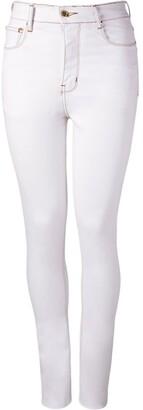 Amapô High Waist Skinny Trousers