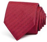 John Varvatos Woven Stripe Classic Tie