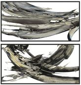 Pottery Barn Expression Abstract Framed Prints by Kris Haas