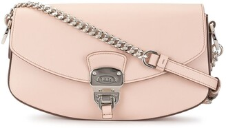 Tod's Chunky Hardware Shoulder Bag