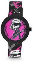Karl Lagerfeld Kl2211 Unisex Strap Watch