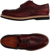 Santoni Lace-up shoes