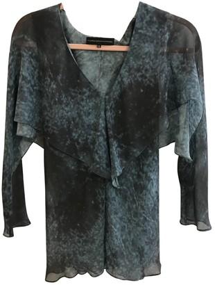 Maria Grachvogel Silk Top for Women