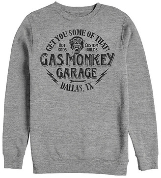 Fifth Sun Men's Tee Shirts ATH - Athletic Heather Gas Monkey 'Get You' Pullover - Men