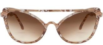Cibelle Eyewear Gattara Sunglasses - Buff