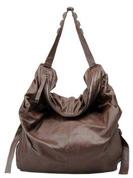 Natalia Brilli Large leather bag
