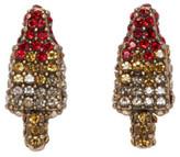 Marc Jacobs Gold Poolside Rocket Pop Earrings
