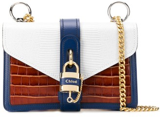 Chloé Padlock shoulder bag