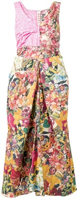 Marni Long Patch Dress