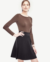 Ann Taylor Boatneck Sweater