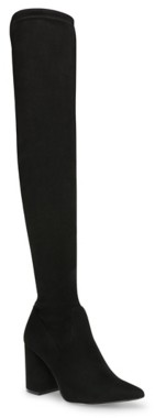 Más bien Marcha mala lb  Steve Madden Over The Knee Women's Boots | Shop the world's largest  collection of fashion | ShopStyle
