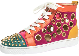spiked high tops