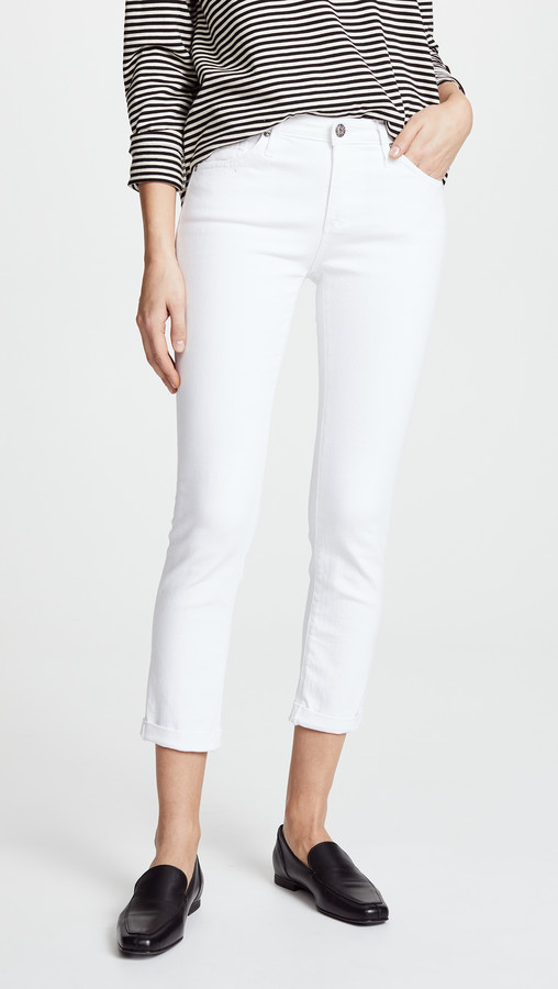 AG Jeans The Prima Roll Up Jeans