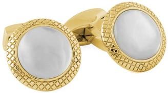 Tateossian Bullseye Semi-Precious Cufflinks
