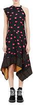 Proenza Schouler Women's Ikat-Inspired Jacquard Asymmetric Dress