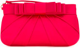 Love Moschino bow clutch bag