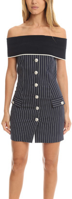 Pierre Balmain Stripe Dress
