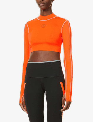 adidas by Stella McCartney Asmc Tp Crop Primeblue