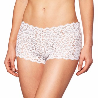 Maidenform Women's Casual Comfort Lace Trunk