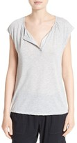 Soft Joie Women's Marinne Cotton Blend Tee