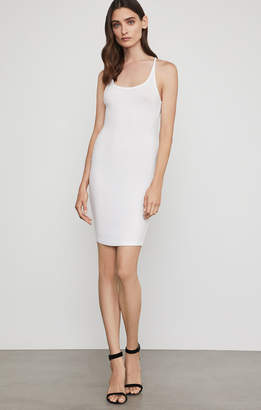 BCBGMAXAZRIA Racerback Slip Dress