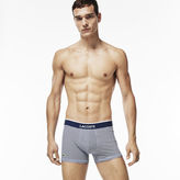 Lacoste Men's Colors Collection 2-pack Striped Trunks