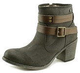 Roxy Mia Round Toe Synthetic Ankle Boot.