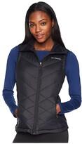 Columbia Heavenly Vest (Black) Women's Vest