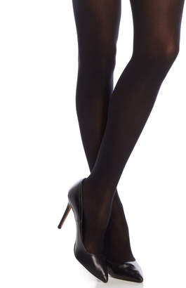 Berkshire Black Luxe Opaque Control Top Tights