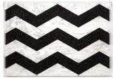 Edie Parker Zigzag Chevron Tray