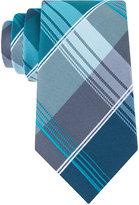Geoffrey Beene Men's P for Plaid Tie