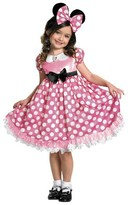 Disney Girls' Minnie Mouse Glow in the Dark Costume