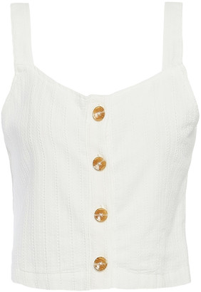 DL1961 Embroidered Cotton Top