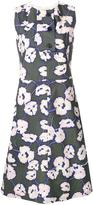 Marni Whisper print dress - women - Cotton - 40