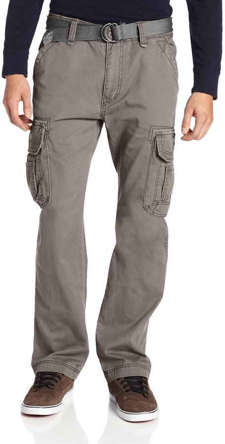 UNIONBAY Men's Survivor IV Relaxed Fit Cargo Pant