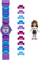 Lego Friends Olivia Kids Watch with Mini Figure