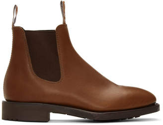 R.M. Williams Brown Lachlan Boots