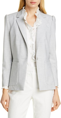 Rebecca Taylor Tailored by Clean Suiting Blazer