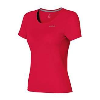 Odlo Women's T-Shirt Red Lollipop