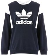 adidas Trefoil Colour Block Sweatshirt by