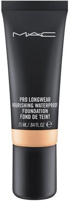 M·A·C MAC Pro Longwear Nourishing Waterproof Foundation 25ml - Colour Nc17