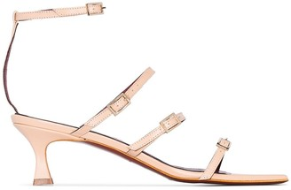 MANU Atelier Naomi 50mm strappy sandals