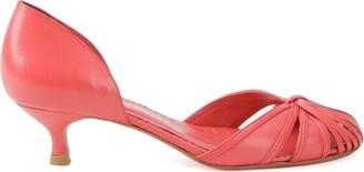 Sarah Chofakian low-heel pumps