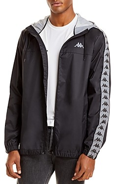 Kappa Packable Banda John Zip Front Jacket