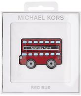 MICHAEL Michael Kors Red Bus Leather Sticker, Multi