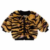 Kenzo Faux Fur Jacket