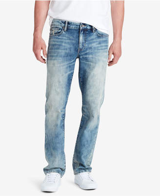 William Rast Men Legacy Relaxed Straight Jeans