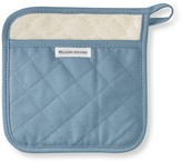 Williams-Sonoma Solid Potholder, French Blue