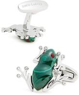 Simon Carter Frog Cufflinks