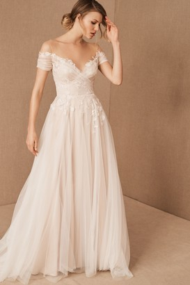 By Watters Willowby Katara Gown